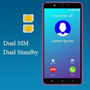 Dual SIM DUAL 3G Standby