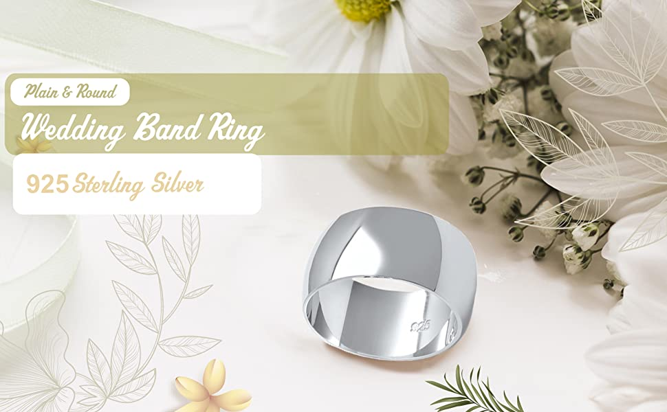 Wedding ring with background.
