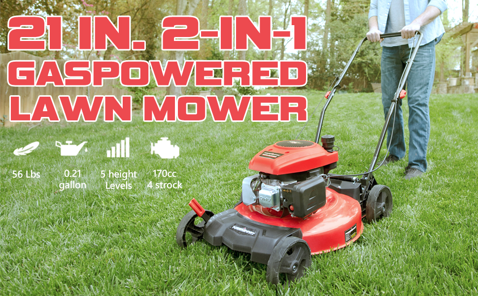 PS2194CR PowerSmart Lawn Mower