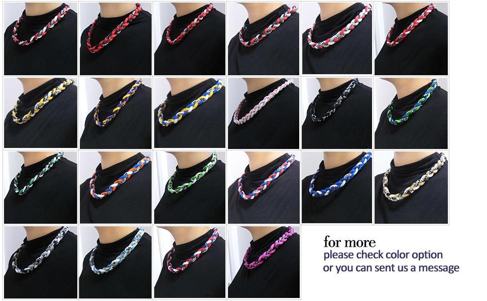 three braided list
