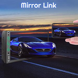 hieha double din radio,car stereo android auto carplay