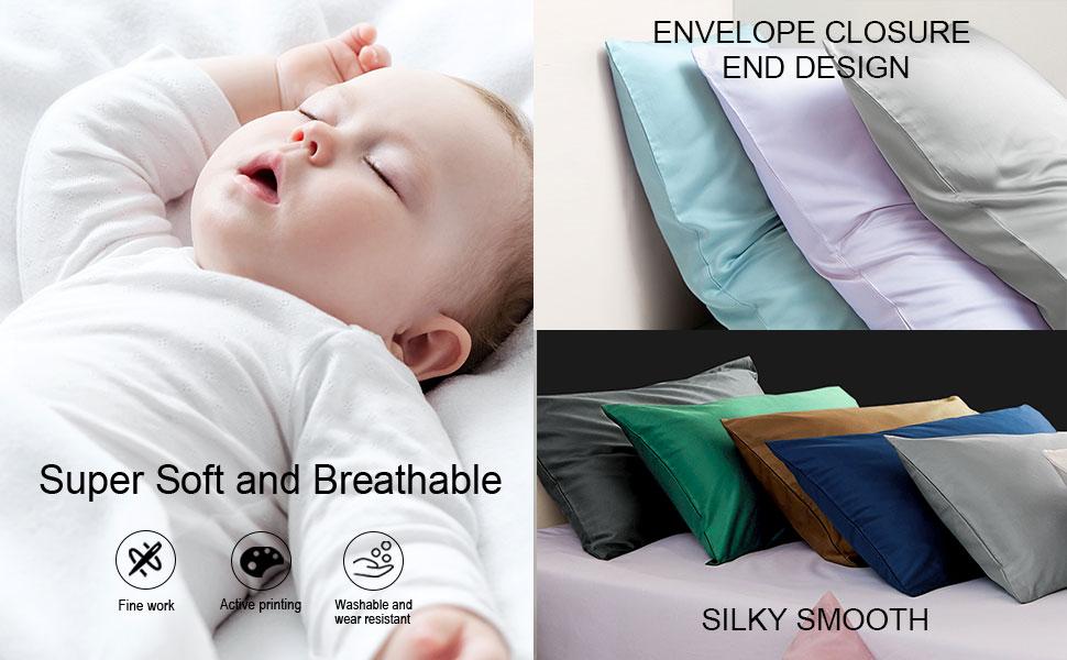 toddler cotton pillowcase