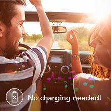 no charging battery