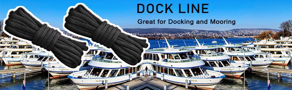 Nylon Dock Lines