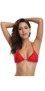 Triangle Bikini Tops