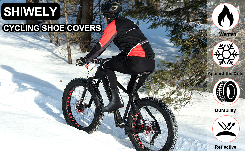 Shiwely Cycling Shoe Covers