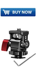 Camera Field Monitor Mount Holder