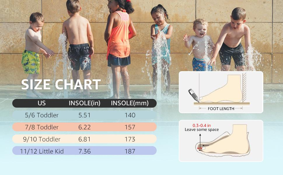 toddler girl water shoes