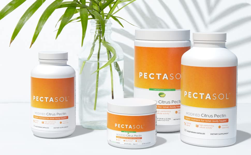 Pectasol Modified Citrus Pectin Supplement