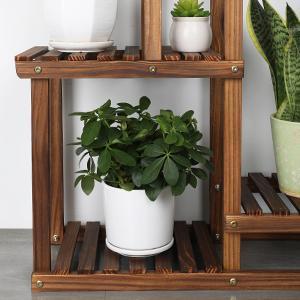 muti levels plant shelf indoor outdoor