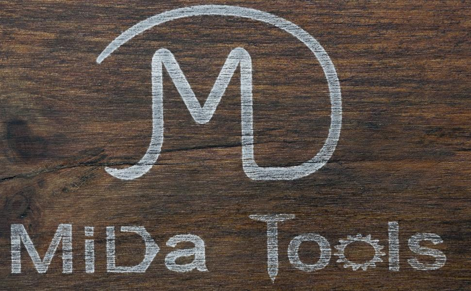 About Mida Tools: we are dedicated to manufacture and sell the best DIY tools for your projects!