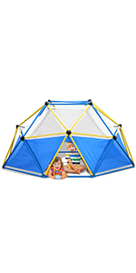 8FT Dome Climber with Canopy
