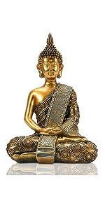 thai buddha gold