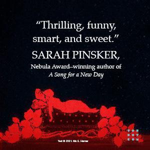 A Spindle Splintered Alex E. Harrow Sarah Pinsker quote