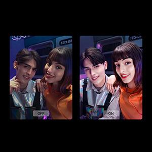 16MP Super Night Selfie