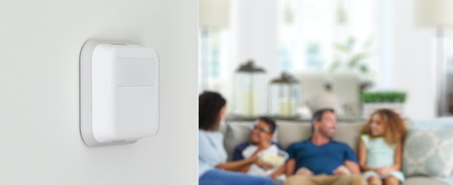 T9's Smart Room Sensor