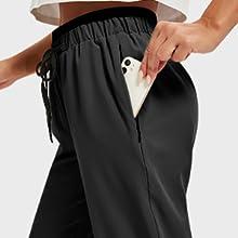 zipper pockets big