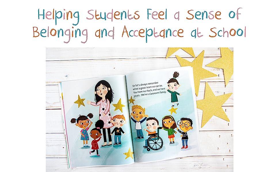 my teacher is my friend classmates family environment story circle reading classroom kindergarten