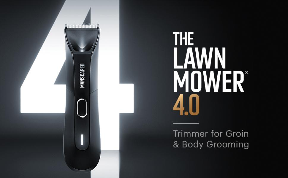 manscaped lawn mower 4.0 mens trimmer