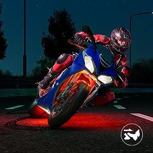 Motorcycle LED Light kit