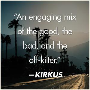 Praise from Kirkus