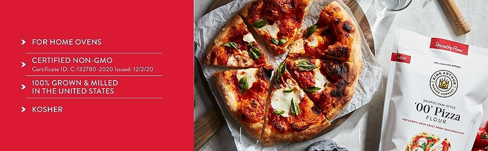 King Arthur 00 Pizza Flour