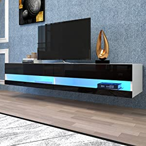 Floating Tv Stand Wall Mounted Specifications