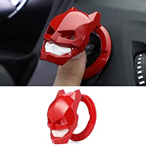 Engine Start Stop Button Cover