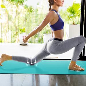 Double sided TPE Yogamat