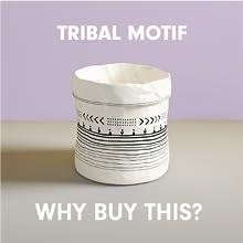 Storage bag- Tribal Motif