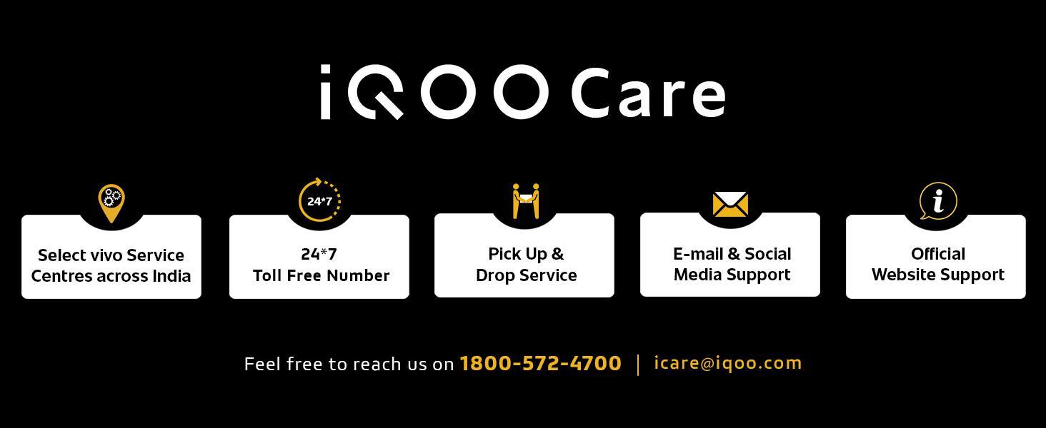 iQOO Care