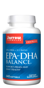 EPA - DHA Balance
