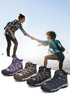 Women hiking boots