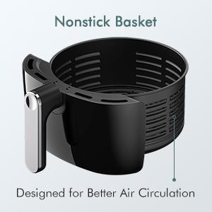 Nonstick Basket