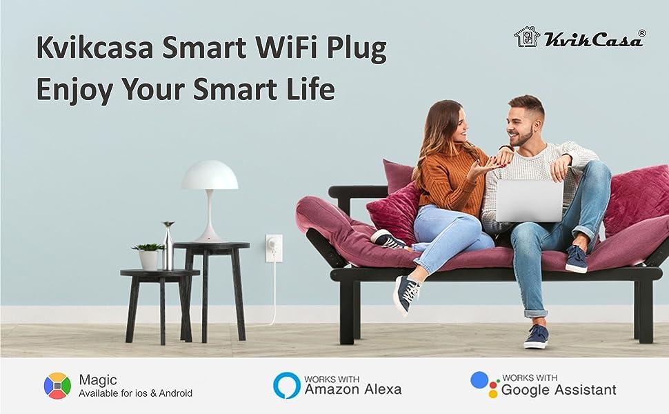 Kvikcasa Smart Life
