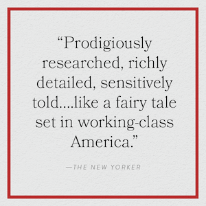 """""""Prodigiously researched, richly detailed, sensitively told."""" The New Yorker"""
