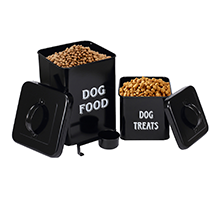 container to hold dry dog food