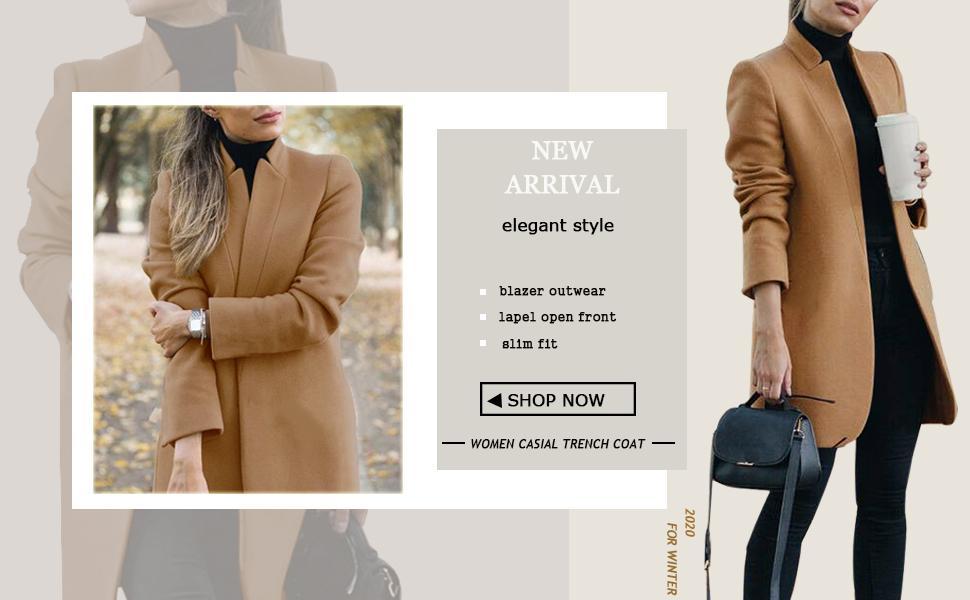 CinShein coat