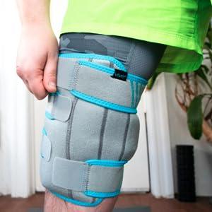 knee ice brace