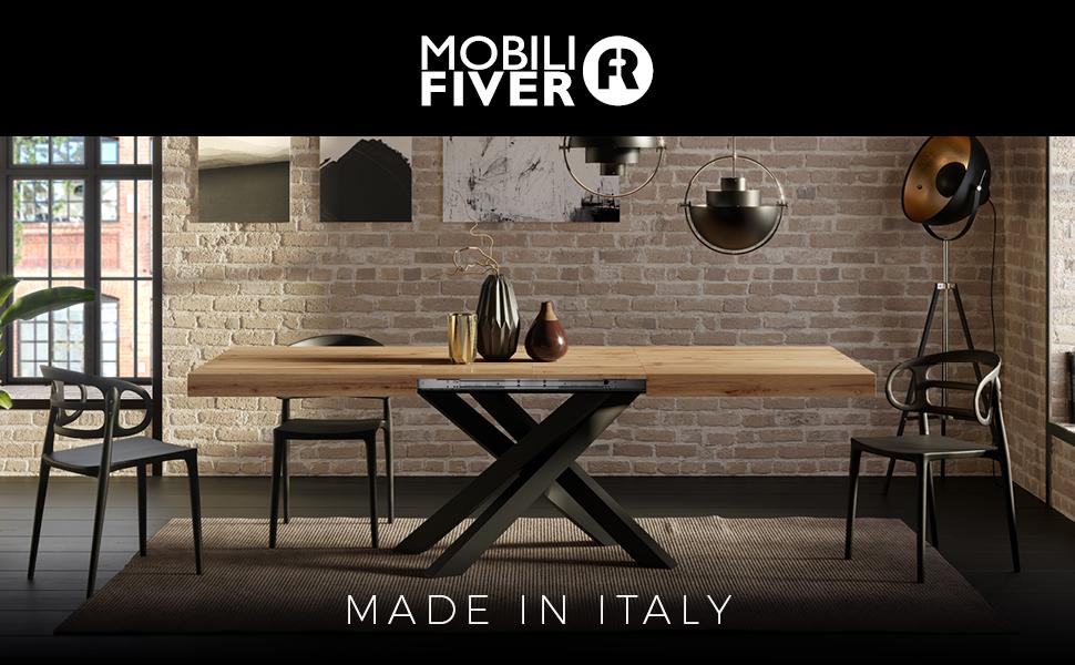Mobili Fiver - Table Emma