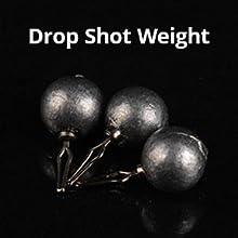 Drop Shot Weight