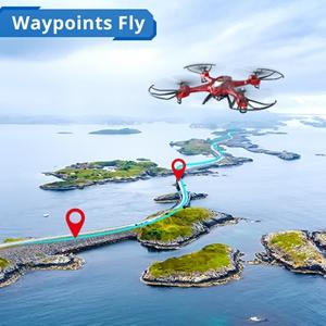 Waypoints Fly
