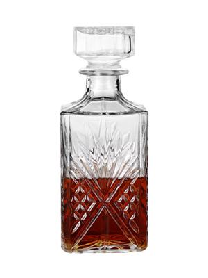 YJGS Whiskey Glasses Decanter Set