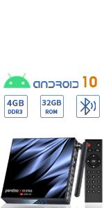 Android tv box tv box android box 4K android tv box