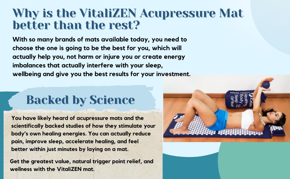 acupressure mat, acupressure, acupuncture therapy, massage mat, spike mat