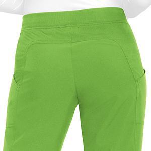 planet koi 746 women's scrub pant back detail