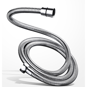 """59"""" 304 Stainless Steel Hose"""