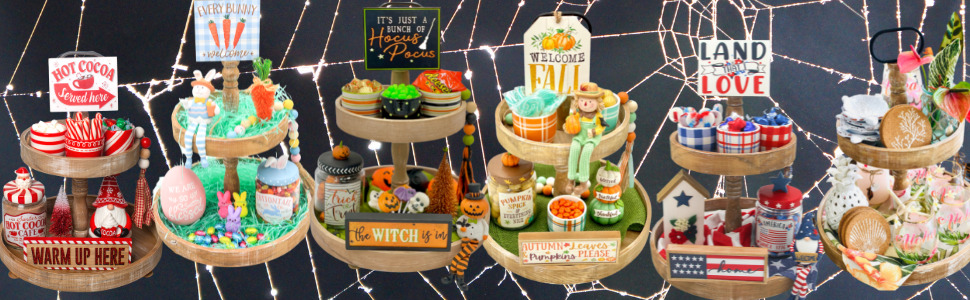 Halloween bundle on display with other brand bundles as comparison