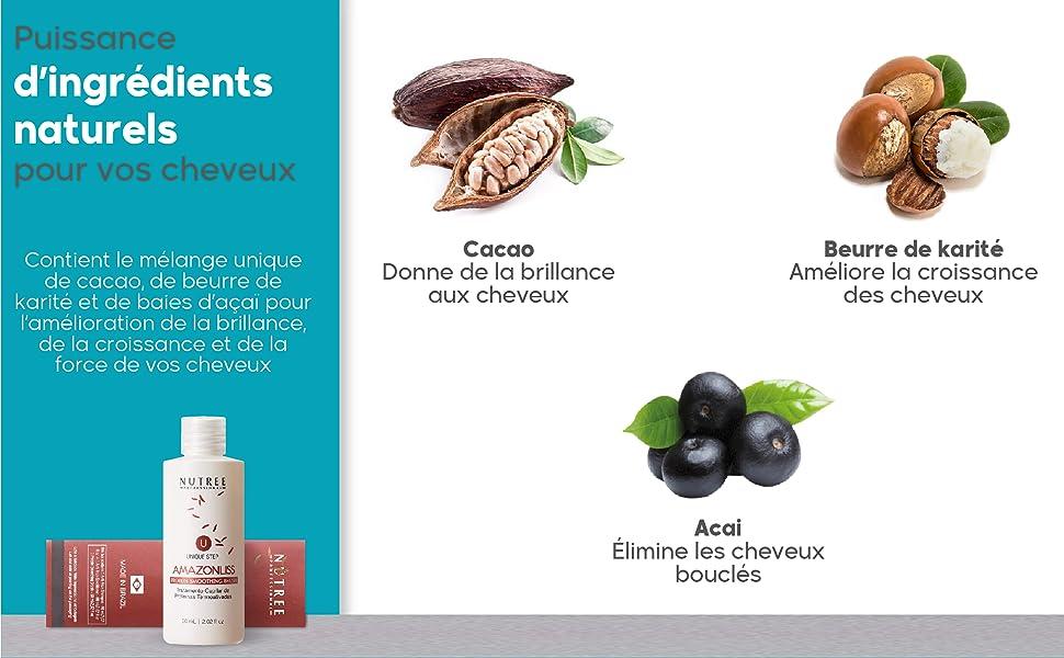 ingredients natures