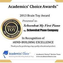 Academics Choice Award for Schoenhut